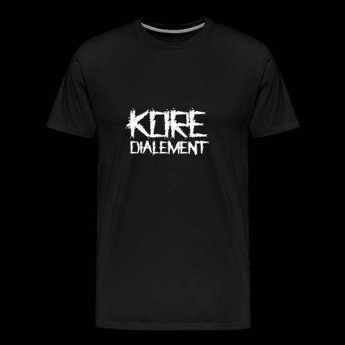 Koredialement - T-shirt Premium Homme