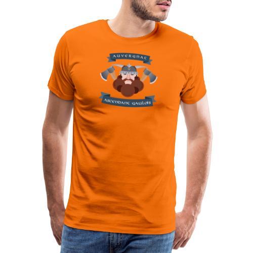 Auvergnat Ascendant Gaulois - T-shirt Premium Homme