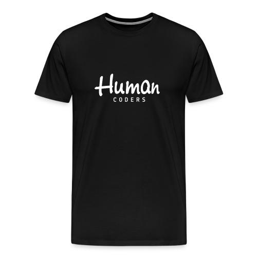 LOGO BLANC 1000px png - T-shirt Premium Homme