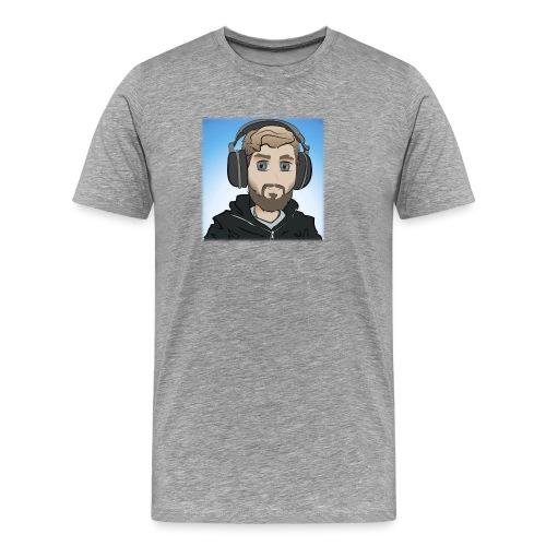 KalzAnimated - Herre premium T-shirt