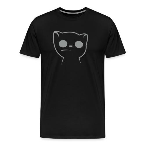 Hypnocat Weiss - Frauen - Männer Premium T-Shirt
