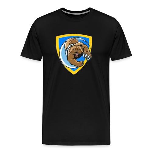 logover1x5 png - Premium-T-shirt herr