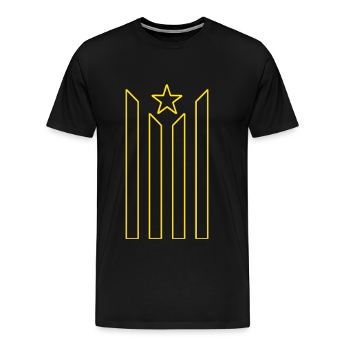 estelada jaune - T-shirt Premium Homme