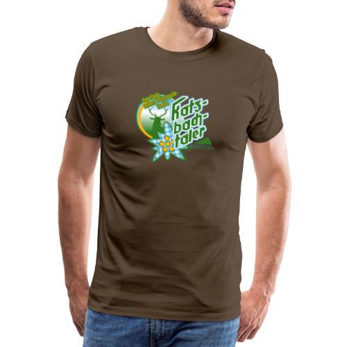 Katzbachtaler - Männer Premium T-Shirt