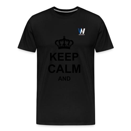 logo new sito do bkg png - Maglietta Premium da uomo