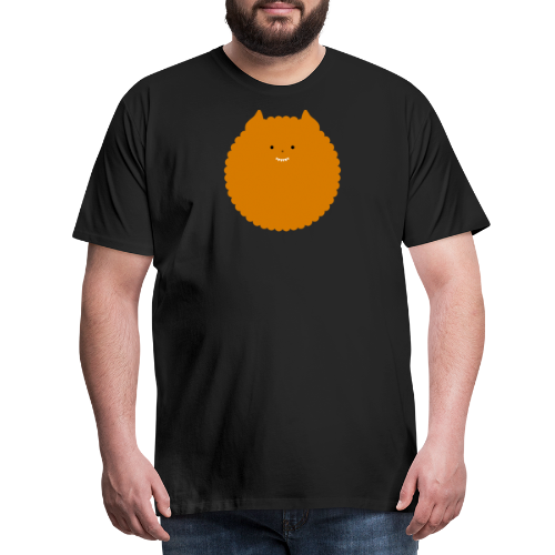 Loup garou - T-shirt Premium Homme