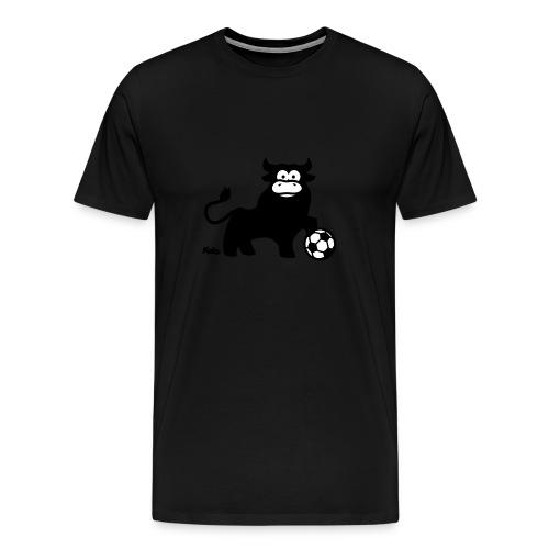Stier WM (2c) - Männer Premium T-Shirt