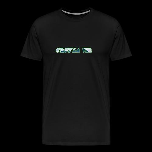 C'est la vie - Herre premium T-shirt