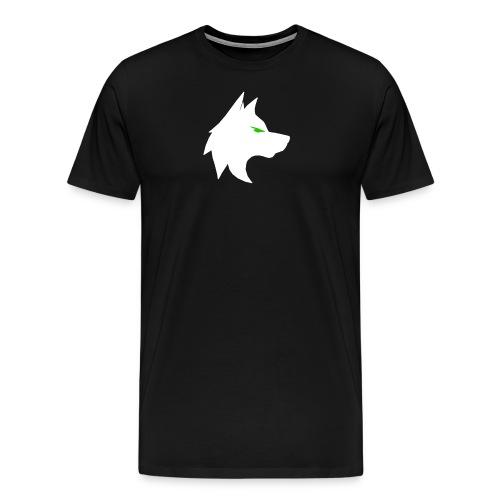 wolf png - Men's Premium T-Shirt