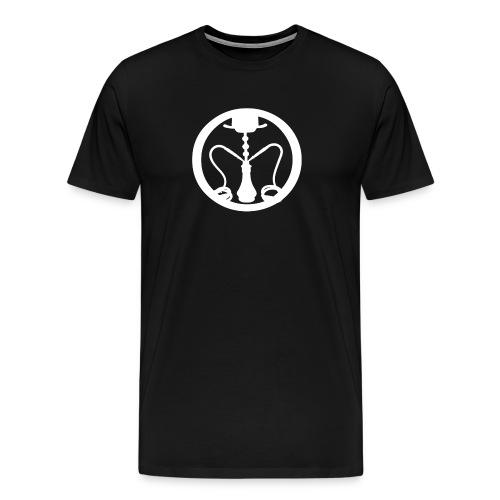 Shisha Opa Standart - Männer Premium T-Shirt