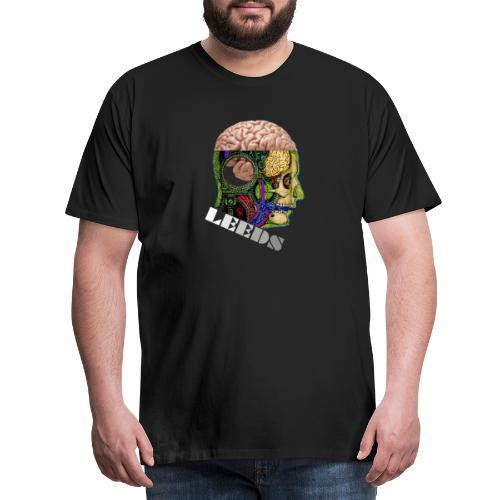 The Brain - T-shirt Premium Homme
