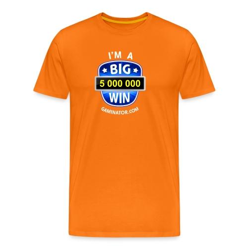 Big Win - Men's Premium T-Shirt