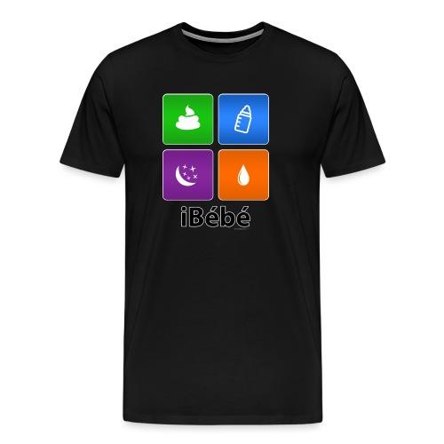 iBébé - T-shirt Premium Homme