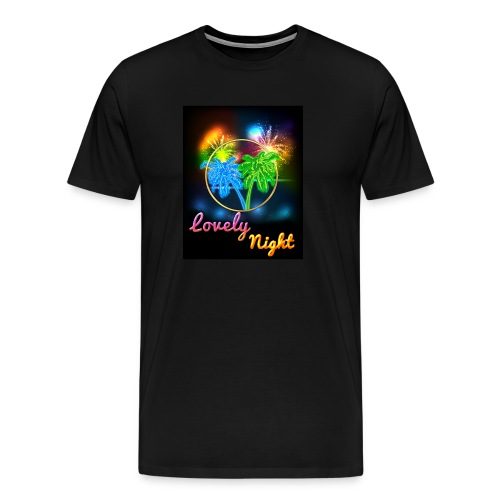 Vacances d'été - lovely night - T-shirt Premium Homme