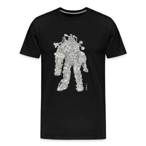 Mammakinna IX - T-shirt Premium Homme