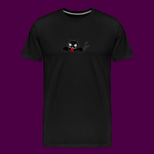 monster - Camiseta premium hombre