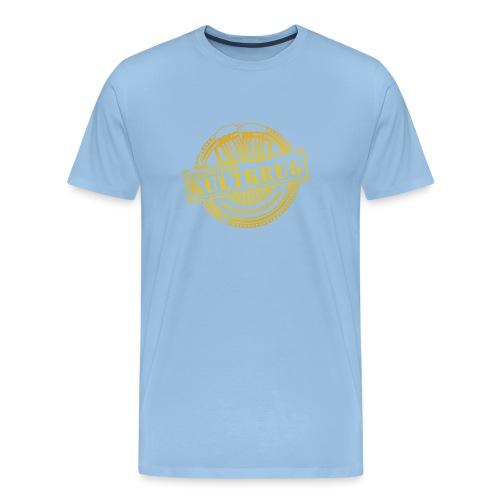 KULTKRUG VOL 1 - Männer Premium T-Shirt