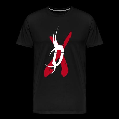 disclaimer d - Männer Premium T-Shirt
