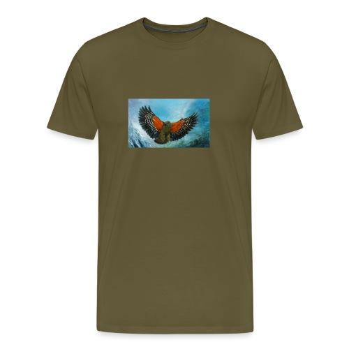 123supersurge - Men's Premium T-Shirt