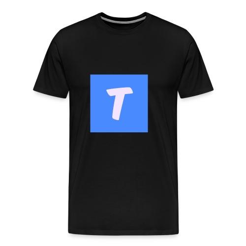photo 1 - Premium T-skjorte for menn