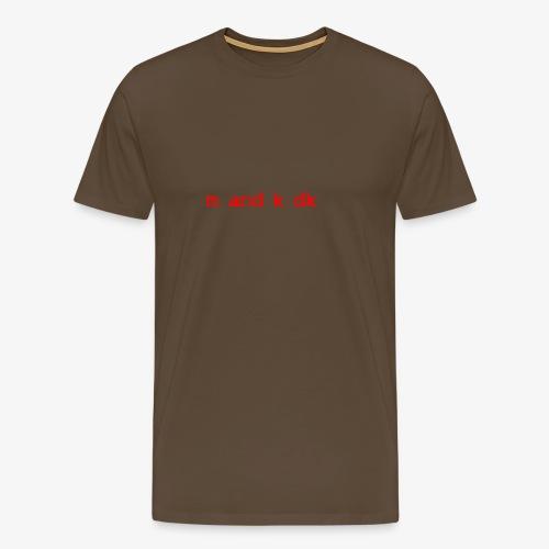 sog s1t l 1 - Herre premium T-shirt