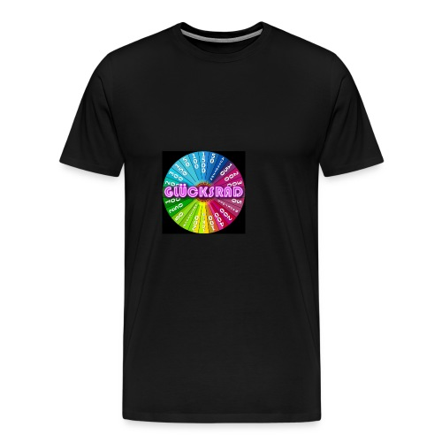 Glücksrad Fanartikel - Männer Premium T-Shirt