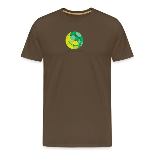 Cinewood Green - Men's Premium T-Shirt