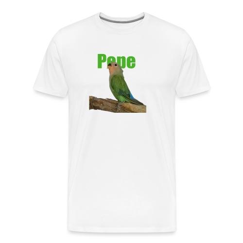 Pepe - Miesten premium t-paita