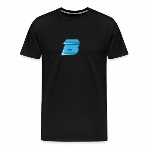 B - Maglietta Premium da uomo