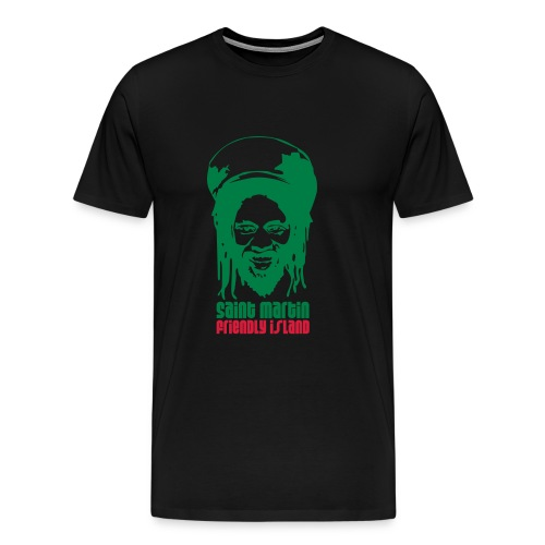 Rasta man - T-shirt Premium Homme