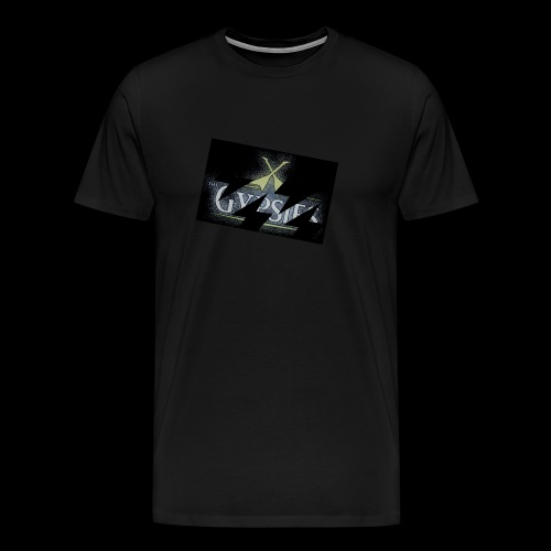 GYPSIES BAND LOGO - Men's Premium T-Shirt