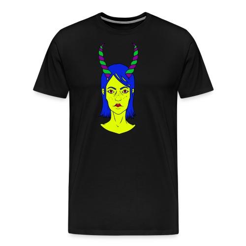 TheGirl - Männer Premium T-Shirt