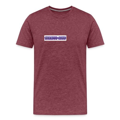 BURRITO GANG MALLISO - Miesten premium t-paita
