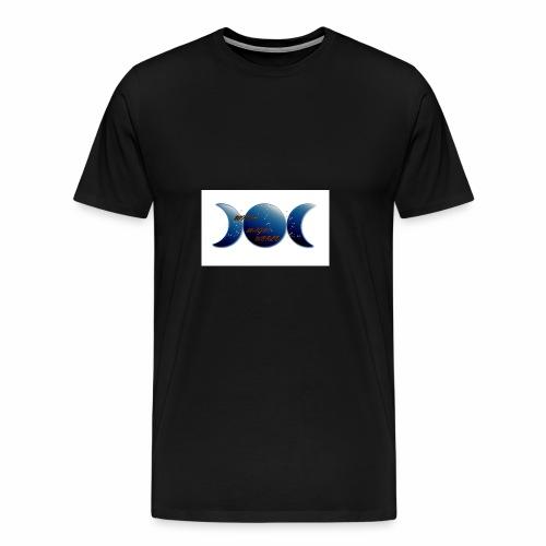CAMISETA WICCA MA GIC WORLD, PARA EL DISFRUTE - Camiseta premium hombre