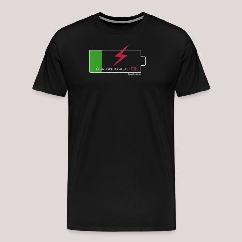 charging - Maglietta Premium da uomo