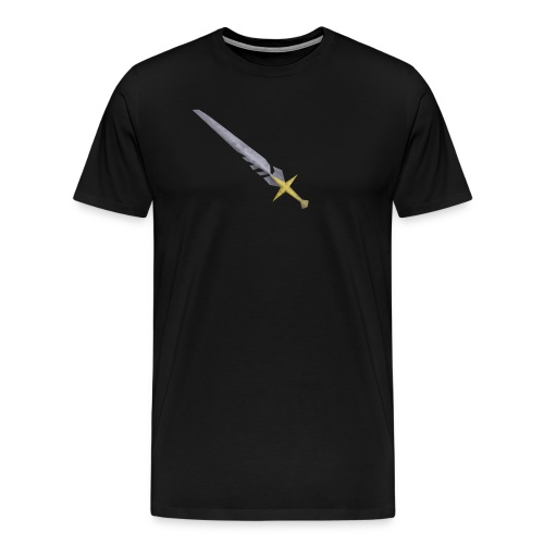 Scrub png - Premium T-skjorte for menn