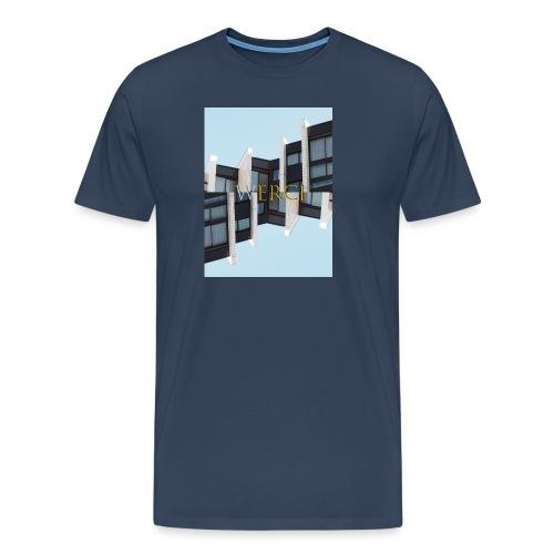 Upside Down Tee - T-shirt Premium Homme
