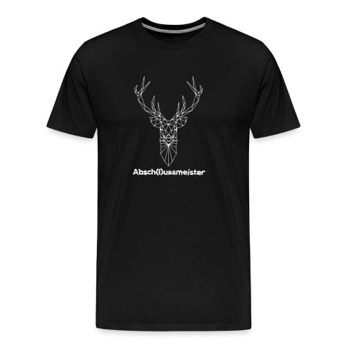 Abschlussmeister - Männer Premium T-Shirt