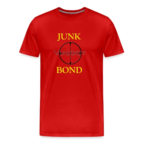 viy junk bond lrg - Men's Premium T-Shirt