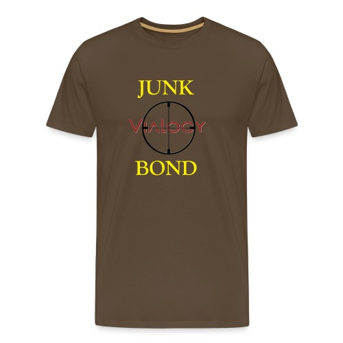 viy junk bond lrg - Men's Premium T-Shirt