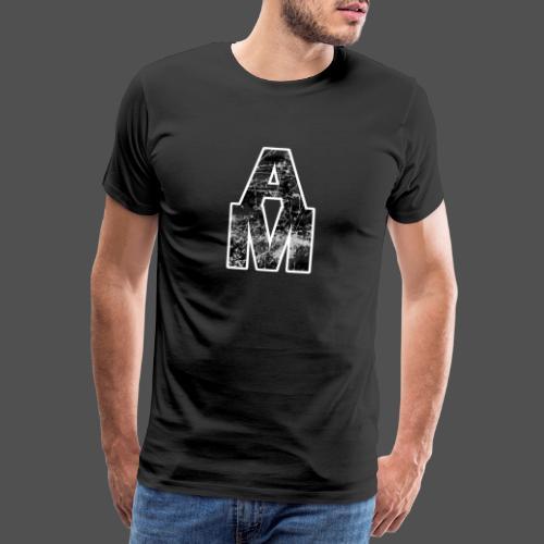 A maze D - Mannen Premium T-shirt