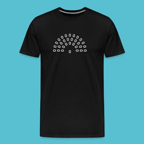 ocrhetser (schwarz) - Männer Premium T-Shirt