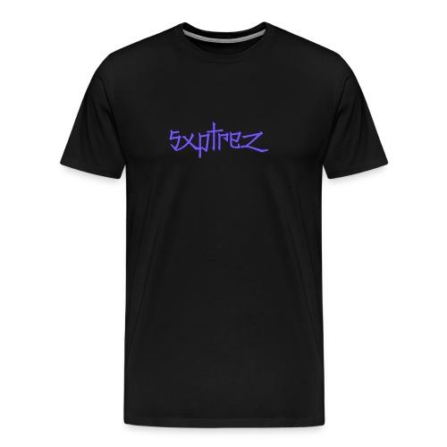 sxptrez collection - Premium-T-shirt herr