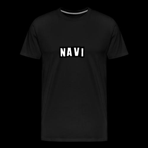 NAVI - Camiseta premium hombre