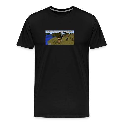minecraft - Men's Premium T-Shirt