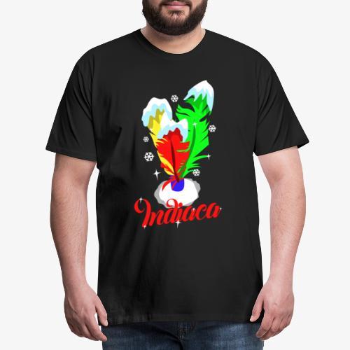 Peteca Christmas gift - Men's Premium T-Shirt