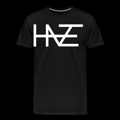 Haze Weiss - Männer Premium T-Shirt