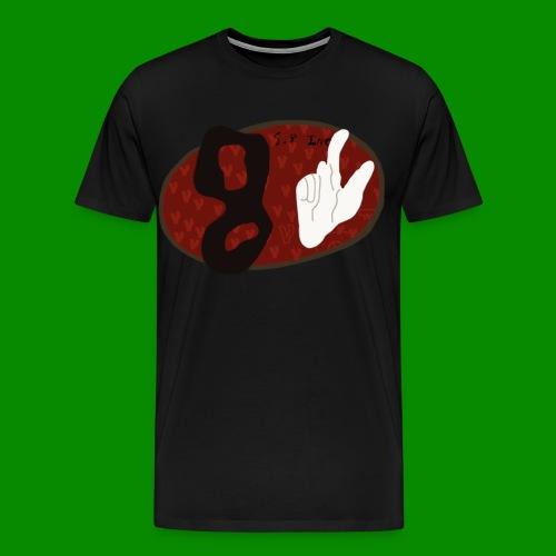 S.P INC - Premium-T-shirt herr