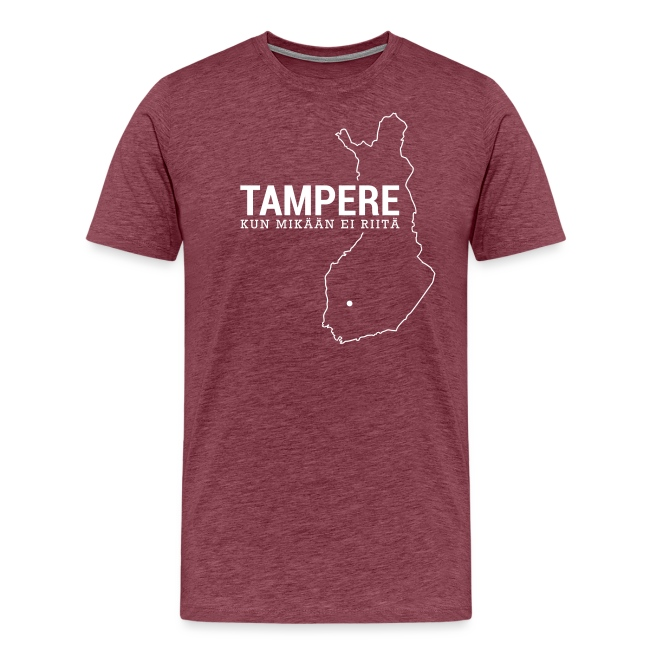 Kotiseutupaita - Tampere