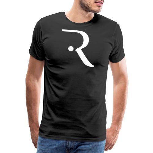 Recxoo - You're Never Alone with a Recxoo - Herre premium T-shirt